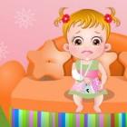 Играть Малышка Хейзел сломала руку онлайн