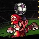 Играть Марио и Футбол онлайн