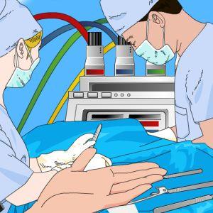 Играть Операция на Сердце онлайн