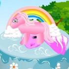 Играть Пони украшение торта онлайн