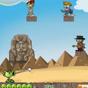 Играть Растения против зомби 4 онлайн
