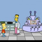 Играть Симпсоны: Барт — Пила 2 онлайн
