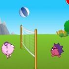 Играть Смешарики Волейбол онлайн