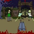 Играть Симпсоны: Зомби онлайн