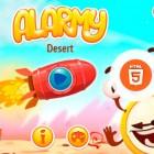 Играть Будильник в пустыне онлайн
