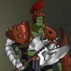 Играть Халк Планета Гладиаторов онлайн