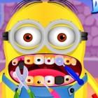 Играть Миньоны у стоматолога онлайн
