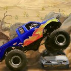 Играть Monster Truck 2 онлайн