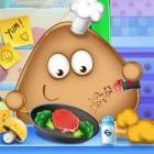 Играть Поу на Кухне онлайн