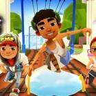 Играть Сабвей Серфер — Греция онлайн