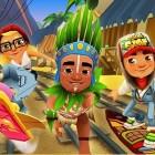 Играть Сабвей серферы Гавайи онлайн