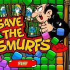 Играть Спаси смурфиков онлайн