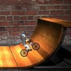 Играть Трюки на велосипеде онлайн