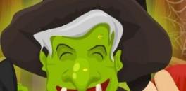 Играть Жуткий Хэллоуин онлайн