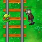 Играть Злые птички против Зомби онлайн