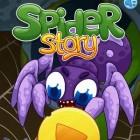 Играть История паука онлайн