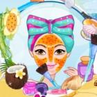 Играть Летний макияж онлайн
