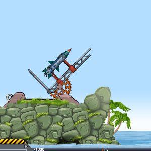 Играть Missile Mania онлайн