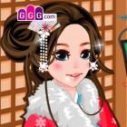 Играть Одевалка кимоно онлайн