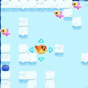 Играть Sammy the Seal онлайн