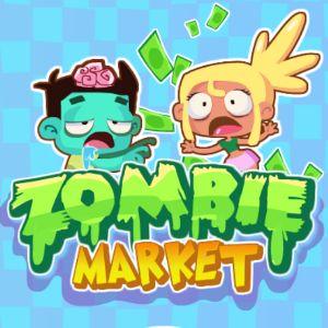 Играть Зомби рынок онлайн