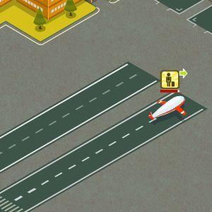 Играть Диспетчер аэропорта онлайн