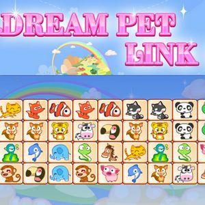 Играть Dream Pet Link 2 онлайн