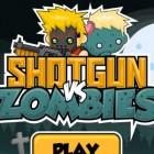 Играть Дробовик Против Зомби онлайн