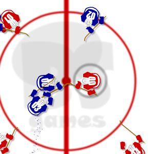 Играть Хоккей онлайн