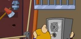 Играть Квест с грабителями онлайн