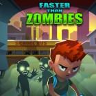 Играть Убежать от зомби онлайн