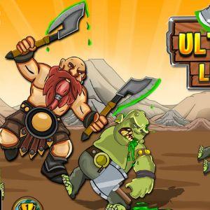 Играть Ultimate Legend онлайн