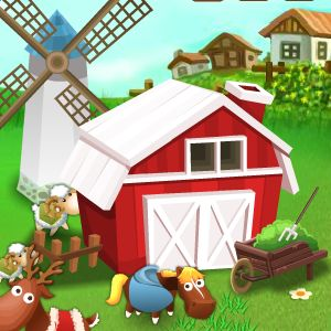 Играть Виртуальная ферма онлайн