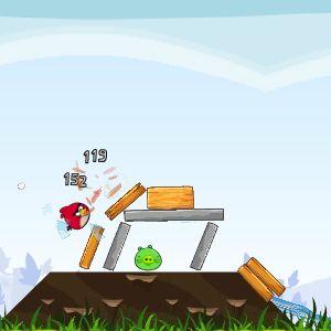 Играть Злые Птицы онлайн